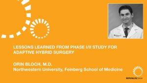 Lessons Learned from Phase I/II Study for Adaptive Hybrid Surgery