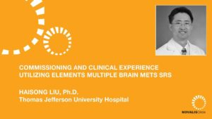 Commissioning and Clinical Experience Utilizing Elements Multiple Brain Mets SRS