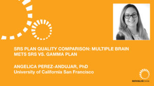 SRS Plan Quality Comparison - Multiple Brain Mets SRS vs. Gamma Plan