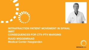Intrafraction Patient Movement in Spinal IMRT. Consequences for CTV-PTC Margins.
