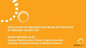 Evaluation of Megavoltage Beam Attenuation by Imaging Couch Top