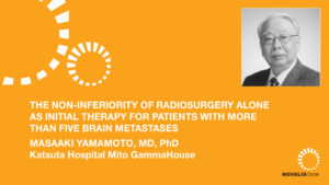 The Non-Inferiority of Radiosurgery Alone as Initial Therapy for Patients with more than Five Brain Metastases