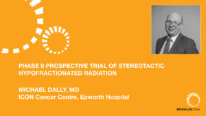 Phase II Prospective Trial of Stereotactic Hypofractionated Radiation
