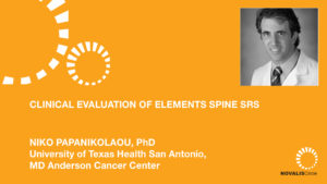 Clinical Evaluation of Elements Spine SRS