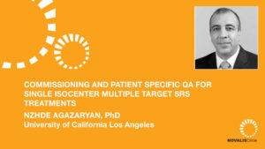 Commissioning and Patient Specific QA for Single Isocenter Multiple Target SRS Treatments