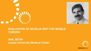 Evaluation of Novalis IGRT for Mobile Tumors
