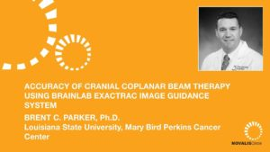 Accuracy of Cranial Coplanar Beam Therapy Using Brainlab ExacTrac Image Guidance System
