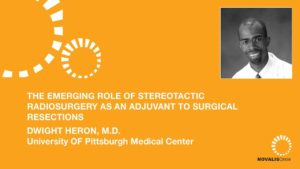 The Emerging Role of Stereotactic Radiosurgery as an Adjuvant to Surgical Resections