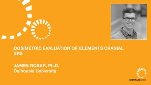 Dosimetric Evaluation of Elements Cranial SRS
