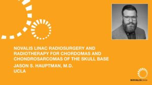 Novalis LINAC Radiosurgery and Radiotherapy for Chordomas and Chondrosarcomas of the Skull Base