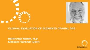Clinical Evaluation of Elements Cranial SRS