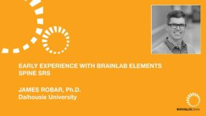 Early Experience with Brainlab Elements Spine SRS