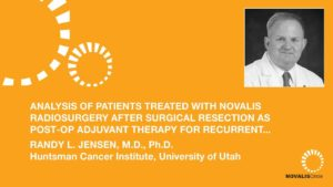 Analysis of Patients Treated with Novalis Radiosurgery after Surgical Resection As Post-Op Adjuvant Therapy for Recurrent or Residual Meningioma