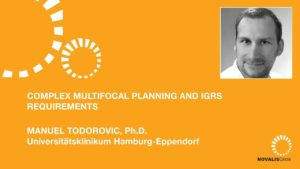 Complex Multifocal Planning and IGRS Requirements