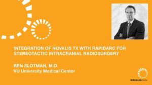 Integration of Novalis Tx with RapidArc for Stereotactic Intracranial Radiosurgery