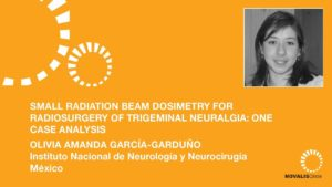 Small Radiation Beam Dosimetry for Radiosurgery of Trigeminal Neuralgia: One Case Analysis