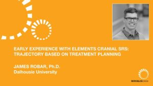 Early Experience with Elements Cranial SRS: Trajectory Based Treatment Planning