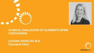 Clinical Evaluation of Elements Spine Contouring