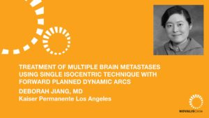 Treatment of Multiple Brain Metastases Using Single Isocentric Technique with Forward Planned Dynamic Arcs