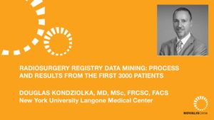 Radiosurgery Registry Data Mining: Process and Results from the First 3000 Patients