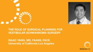 The Role of Surgical Planning for Vestibular Schwannoma Surgery