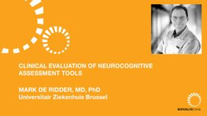 Clinical Evaluation of Neurocognitive Assessment Tools