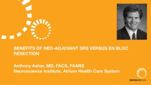 Benefits of Neo-Adjuvant SRS Versus En Bloc Resection