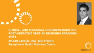 Clinical and Technical Considerations for Post-Operative SBRT - An Emerging Paradigm Shift