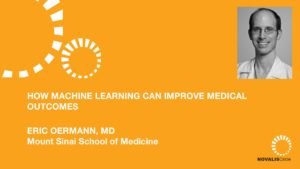 How Machine Learning Can Improve Medical Outcomes