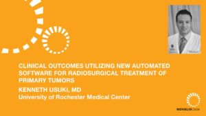 Clinical Outcomes Utilizing New Automated Software for Radiosurgical Treatment of Primary Tumors