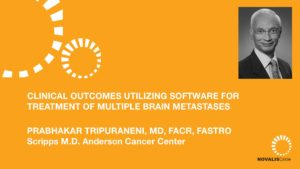 Clinical Outcomes Utilizing Software for Treatment of Multiple Brain Metastases