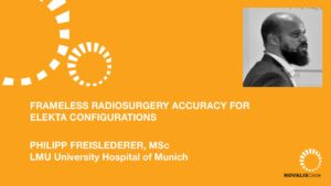 Frameless Radiosurgery Accuracy for Elekta Configurations