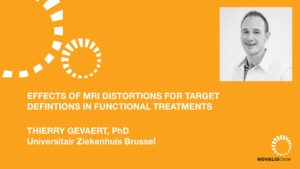 Effects of MRI Distortions for Target Definitions in Functional Treatments