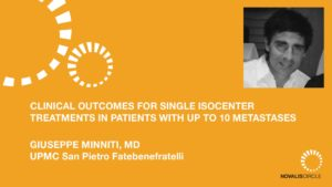 Clinical Outcomes for Single Isocenter Treatments in Patients with up to 10 Metastases