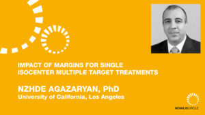 Impact of Margins for Single Isocenter Multiple Target Treatments
