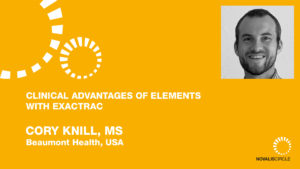 Clinical Advantages of Elements with ExacTrac