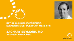 Initial Clinical Experience: Elements Multiple Brain Mets SRS