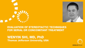 Evaluation of Stereotactic Techniques for Serial or Concomitant Treatment