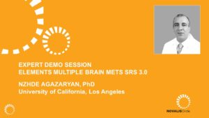 Expert Demo Session: Elements Multiple Brain Mets SRS 3.0