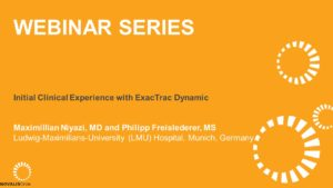 Initial Clinical Experience with ExacTrac Dynamic