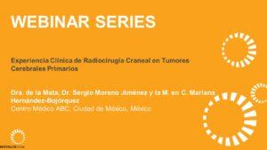 Experiencia Clínica de Radiocirugía Craneal en Tumores Cerebrales Primarios