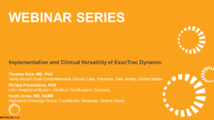 Implementation and Clinical Versatility of ExacTrac Dynamic